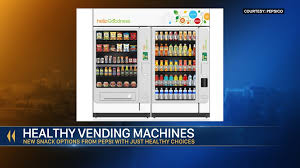 Hello Goodness Vending Machine New New 'Healthy' Vending Machine Coming KMPH