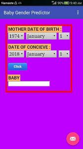 23 Experienced Baby Gender Prediction Calculator