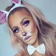beautiful bunny for cute makeup ideas