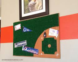Baseball Bedroom Decor Baseball Themed Bedroom Diy Boys Bedroom Sport Decor Ideas