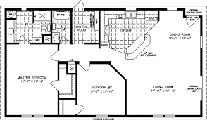 manufactured home floor plan the imperial model imp 2484b 2 bedrooms