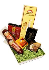 summer sausage and wisconsin cheese gift baskets tray with klement s meat and cheddar and smoked gouda