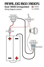 unregulated box mod series wiring diagram data wiring diagram blog basic ecig tube mod flashlight mod wiring diagram vaping vape homemade vape mod box unregulated box mod series wiring diagram