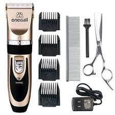 Professional Cordless Rechargeable <b>Electric Pet Grooming Clipper</b> ...