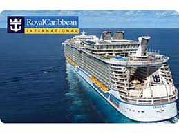 Cruise Gift Certificate Template Royal Caribbean 150 Gift Card Email Delivery