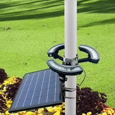 Flag Lights Pole Outdoor Super Brightness Solar Flagpole Lights With Hoop For Yard Decoration Buy Flagpole Solar Light Solar Flag Pole Light Yard Pole Light Led