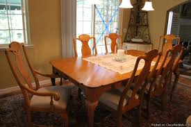 dining set by lexington furniture bob timberlake collection price 1100 00