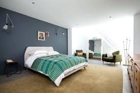 Ein Hübsches Blaugrau Als Wandfarbe Im Schlafzimmer Wwwkoloratde