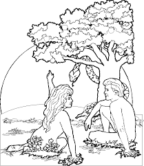 Small Picture Adam and Eve Coloring Pages Bing Images Creation Story