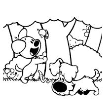 Woezel En Pip Kleurplaat Printen Leuk Voor Kids
