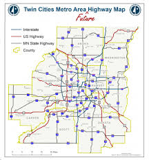 introducing the twin cities metro area future highway map streets mn Mn Highway Map twin cities future trunk high way map? mn highway map pdf