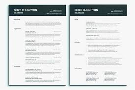 22 Mac Pages Resume Templates Simple Best Resume Templates