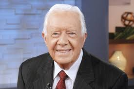 Jimmy Carter for rare Late Show with David Letterman interview - US TV News - Digital Spy - showbiz-good-morning-america-jimmy-carter