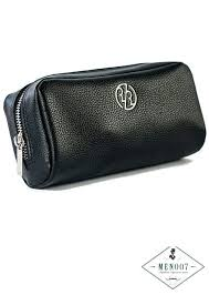 Косметичка <b>дорожная</b> Rockwell <b>Genuine</b> Leather Dopp Kit