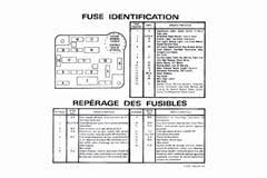 mustang interior decals lmr com mustang fuse box id decals