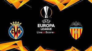 Αποτέλεσμα εικόνας για villarreal valencia europa league
