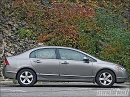 2007 Honda Civic Ex Stock Tire Size