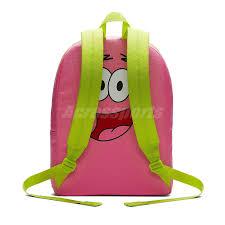 Patrick Size Chart Details About Nike Kyrie 5 Sbsp V Irving Spongebob Patrick Star Backpack Book Bag Cn2219 610