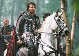 king arthur portrayed here by clive owen on in 2004 held court at camelot which historians now believe may have been in chester