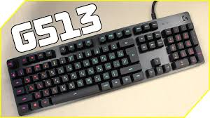 """Карбоновая"" <b>клавиатура</b>! <b>Logitech g513</b> carbon - обзор! Romer G ..."