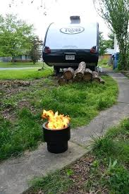 flame genie wood pellet fire pit home ideas facebook