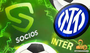 Socios Set to Sponsor Serie A Champions Inter Milan Sports Kit