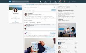 Web Designer Linkedin Introducing The New Linkedin Desktop