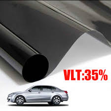 Car Window Tint Film Kit 35 Light Smoke Us 9 86 15 Off Cheapest Vlt 35 50x300cm Lot Black Car Window Tint Film Glass 1 Ply Car Auto House Commercial Solar Side Window Tint Film In Window