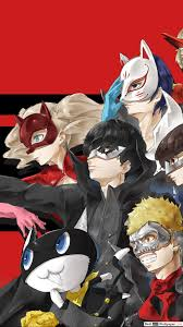 Persona 5 The Animation (All Characters ...