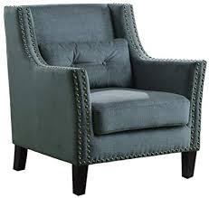 nailhead trim accent chair. Plain Nailhead Accent Chair With Nailhead Trim Grey For I