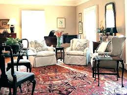 red rug living room red rugs for living room oriental rug large open plan space with