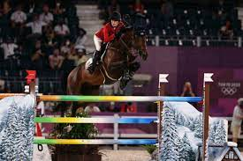 Jessica Springsteen wins Olympic ...