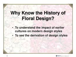 history of floral design powerpoint ppt istory of floral design powerpoint presentation id 1173712
