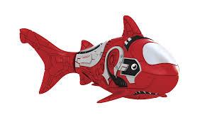 2501-8 <b>РобоРыбка Акула</b> (<b>красная</b>)