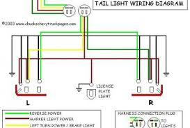 chevy taillight wiring harness pictures to pin 2001 silverado tail light wiring diagram
