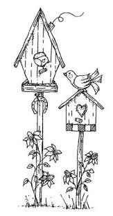 Small Picture birdhouses Digi stamps Pinterest Birdhouse Digi stamps and