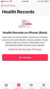 I Tried Apples Health Record And Heres What Happened