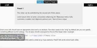 Customizable JQuery Slider - Coda-Slider 2 ~ SEO, Marketing online ...