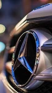 Mercedes Benz Front Logo HD Mobile ...