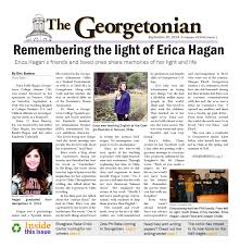 The Georgetonian - Fall 2014, Issue 1 by The Georgetonian - issuu