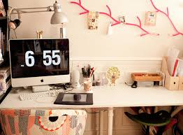 cute office decorating ideas. Cute Office Decorating Ideas Plain Decor Fabric Pinned Over The Covered Walls T