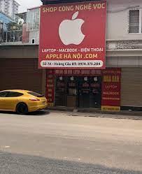 Địa Chỉ Sửa Macbook Uy Tín Tại Hà Nội