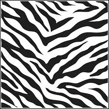 crafters workshop 12x12 plastic template zebra print d 2012010318103221~6686446w workshop 12\
