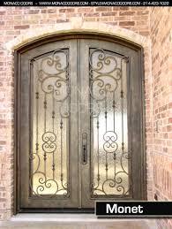 iron front doors. Wrought Iron Front Door Handballtunisie Org Within Doors With Ironwork Inspirations 11
