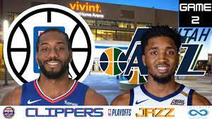 Los Angeles Clippers vs Utah Jazz: Game ...