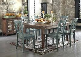 ashley furniture dining room tables furniture rustic dining table dining room ideas within rustic dining table
