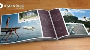 Myers Trust Brochure | Monkeyhouse Marketing & Design | Web Design ...