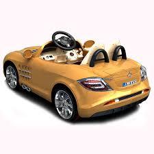 Eléctrica mercedes slr de coches para niños, motor eléctrico del coche para  los niños,