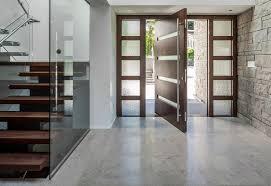 modern front doorsmodern glass front door house 4  House Design Ideas