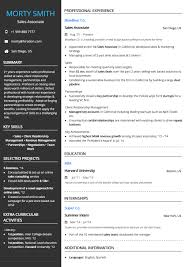 Resume Template Professional Black By Hiration